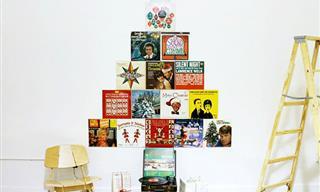 Árvores de Natal Inusitadas e Criativas!