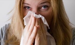 Dicas Importantes Para Aliviar a Sinusite no Voo
