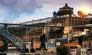 Os 8 Lugares Que Você Não Pode Deixar de Visitar em Portugal!