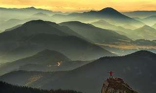 As Espetaculares Montanhas Tatra