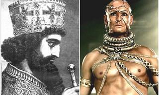 Representações de Personagens Históricos Bem Exageradas!