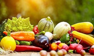 Saúde: 25 Fatos Sobre as Fibras Alimentares