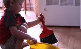 Como as Crianças Podem Ajudar em Casa? Veja Neste Ótimo Guia