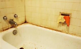 Como Limpar Ferrugem do Banheiro