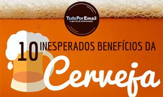 Os Benefícios da Cerveja Para a Saúde