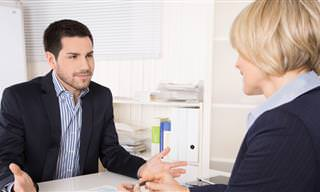 Piada do Dia: O advogado honesto em uma entrevista de emprego!