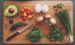 12 Dicas Para Não Desperdiçar e Reaproveitar os Alimentos