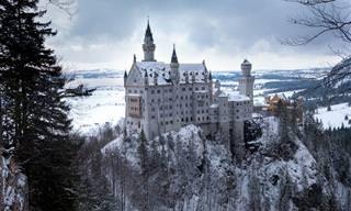 Vamos explorar o mundo mágico e místico dos castelos