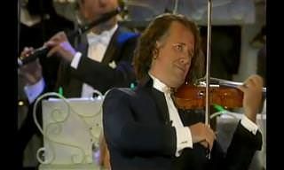 Feliz Ano Novo com o Maestro André Rieu