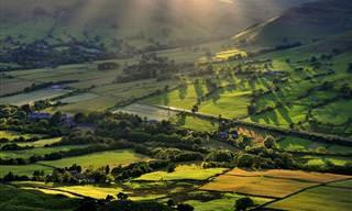 A Deslumbrante Beleza Natural das Ilhas Britânicas!