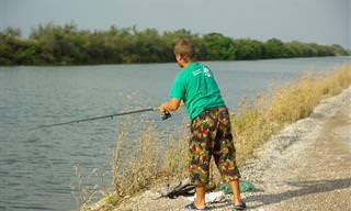 Piada do Dia: O Pescador e o Turista