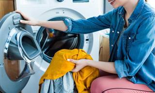 Dicas Ótimas Para Você Lavar Suas Roupas A Seco Em Casa