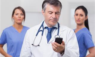 A Discussão Entre um Médico e sua Esposa