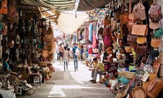 6 Incríveis Mercados ao Ar Livre Espalhados Pelo Mundo