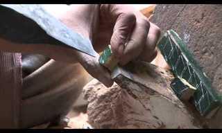 O Belo Processo de Fazer Mosaicos