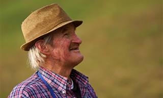 Piada do Dia: Como Receber a Sua Pensão (Adulta)