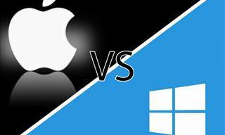 As Diferenças Mais Relevantes Entre a Apple e Windows?