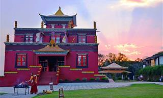 Khadro Ling - Um Pedacinho do Tibete no Sul do Brasil