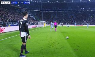 Futebol: você  já viu gols assim?