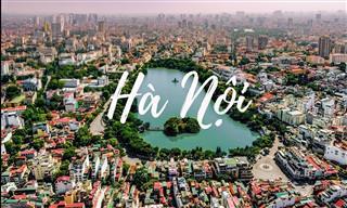 Vamos dar um passeio por Hanói, a jóia do Vietnã