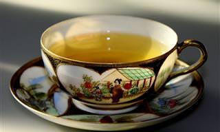 Os Benefícios do Chá-Verde Para a Saúde!