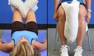 Exercícios Simples e Eficazes Para Dores Nas Articulações