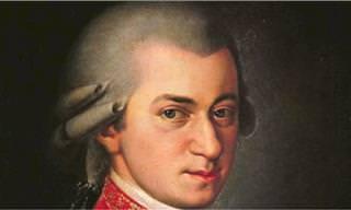 16 das Mais Belas Composições de Mozart!
