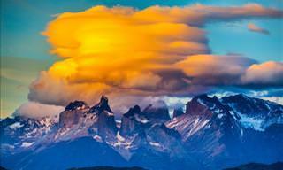 Parque Nacional Torres del Paine, na Patagônia