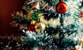 Interativo: Árvore de Natal Com Lindas Canções Natalinas!