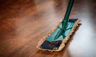 Aprenda a Limpar Todas as Superfícies de Sua Casa!