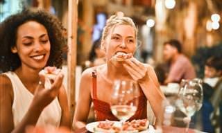 Por que as mulheres devem fazer refeições leves à noite