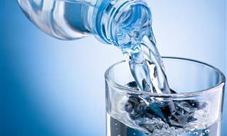 Você Pode Não Estar Bebendo Água Suficiente