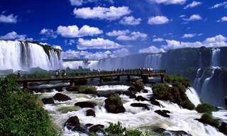 Faça um Tour das Cataratas do Iguaçu!