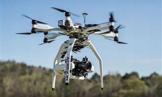 Os 7 Melhores Drones Disponíveis no Mercado