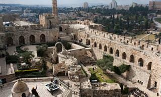 Em qual cidade antiga você viveria? Descubra aqui!