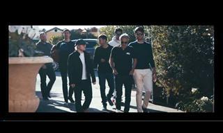 Andrea Bocelli e Ed Sheeran em Perfect Symphony