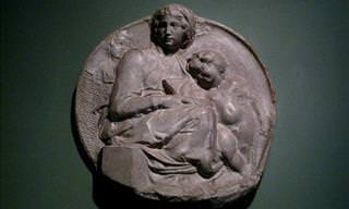 A Arte de Michelangelo Como Você Nunca Viu!
