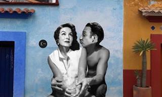 Arte Urbana Ou Pixação? México, Cada Dia Mais Interessante