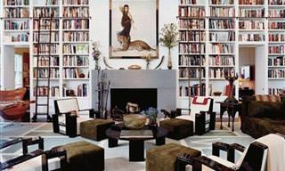 Conheça as Bibliotecas Dos Sonhos!