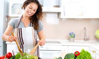 Dicas Úteis e Práticas Para Poupar o Tempo de Quem Gosta de Cozinhar