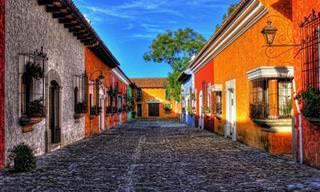 Bem-Vindos à Guatemala, Este Maravilhoso País!