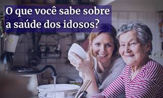 Teste: O que você sabe sobre a saúde dos idosos?