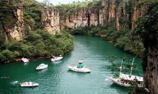 21 Belíssimos lugares no Brasil para você visitar