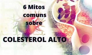 6 Equívocos comuns sobre o colesterol alto