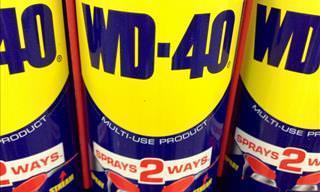 Confira as 12 Maneiras Úteis de Usar WD-40!