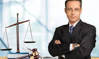 Piada: O marido advogado
