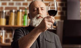 Esqueça os Números: o Vinho é Muito Melhor ao Cérebro!