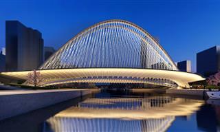 Santiago Calatrava: um arquiteto que você deve conhecer