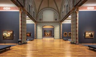 Visite estes  belos museus sem sair de casa