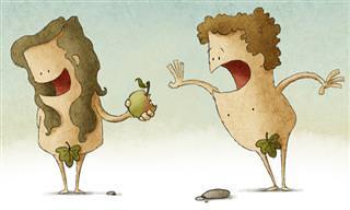 Qual Era a Nacionalidade de Adão e Eva?